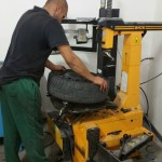 Práca s pneumatikou