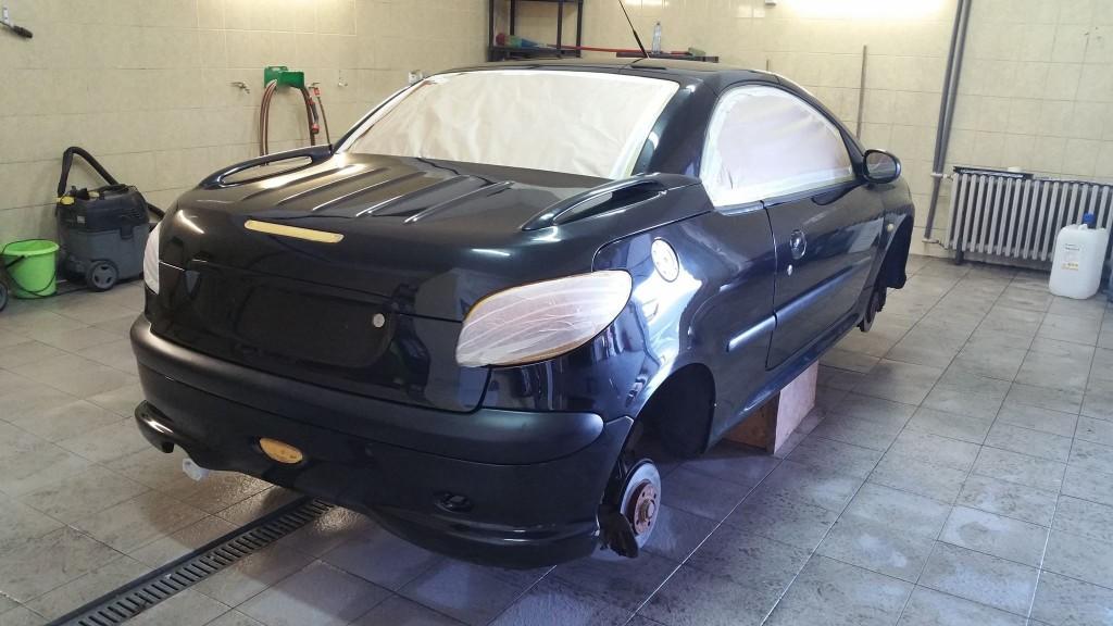 Auto v autoservise