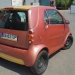 Auto s aplikovanou tekutou gumou Total Dip 7